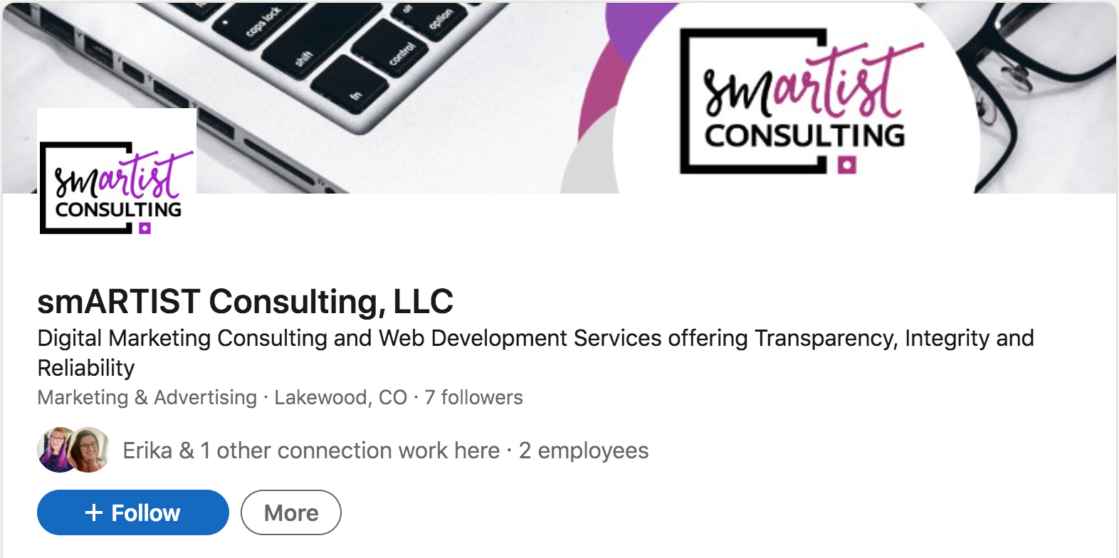 Smartist Consulting LinkedIn